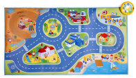 Игровой коврик Chicco Electronic City Playmat 00009700000000