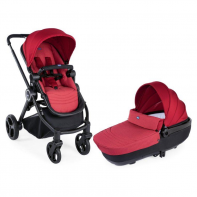 Коляска 2 в 1 Chicco Best Friend Crossover Red 04079849700000