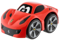 Мини-машинка Chicco Turbo Touch Ferrari F12 TDF 2г+ 00009494000000