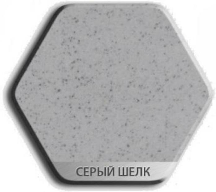 Кухонная мойка Weissgauff ASCOT 780 granit серый шелк