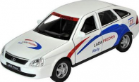 Welly Lada Priora Rally 43645RY
