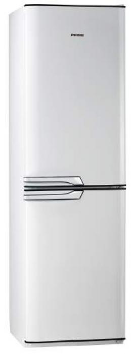 Холодильник POZIS RK FNF 172 W S белый с серебристыми накладками на ручках