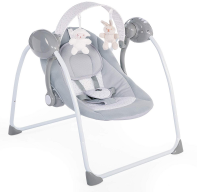 Качельки Chicco Swing Relax & Play Cool Grey 00079148190000