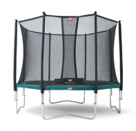 Батут BERG Favorit+Safety Net Comfort 380 (35.12.01.01)
