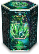Набор для опытов Danko Toys Growing Crystal набор 2 GRK-01-02