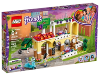 Конструктор Lego Friends Ресторан Хартлейк Сити 41379 594787
