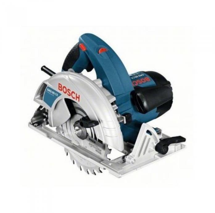 Циркулярная пила Bosch GKS 65 0601667000