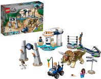 Конструктор Lego Jurassic World Нападение трицератопса 75937