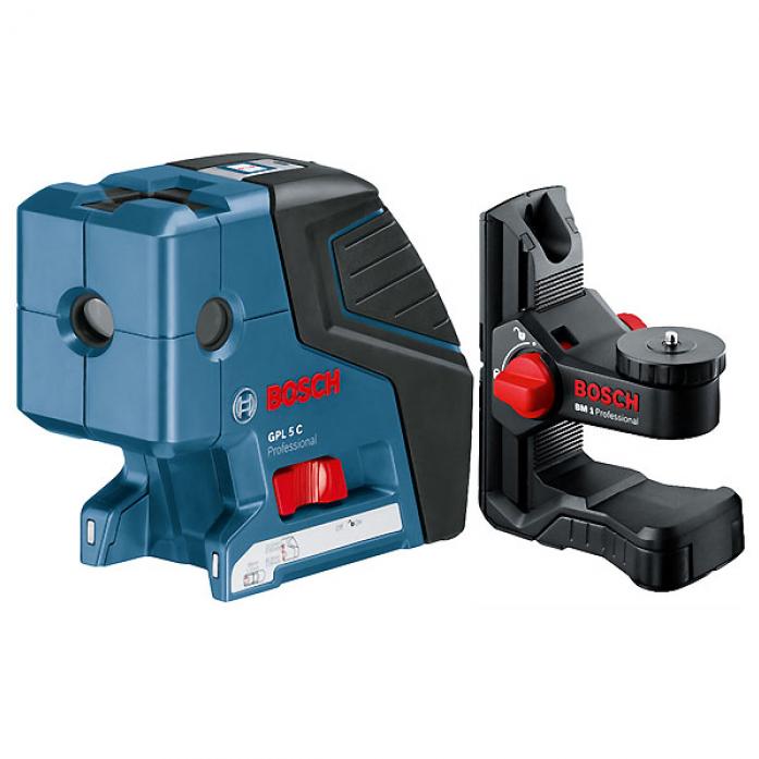 Нивелир Bosch GPL 5 С + BM1 0601066302