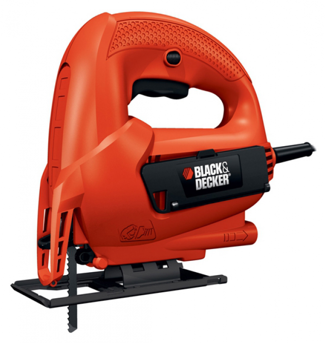 Лобзик Black&Decker KS777 K