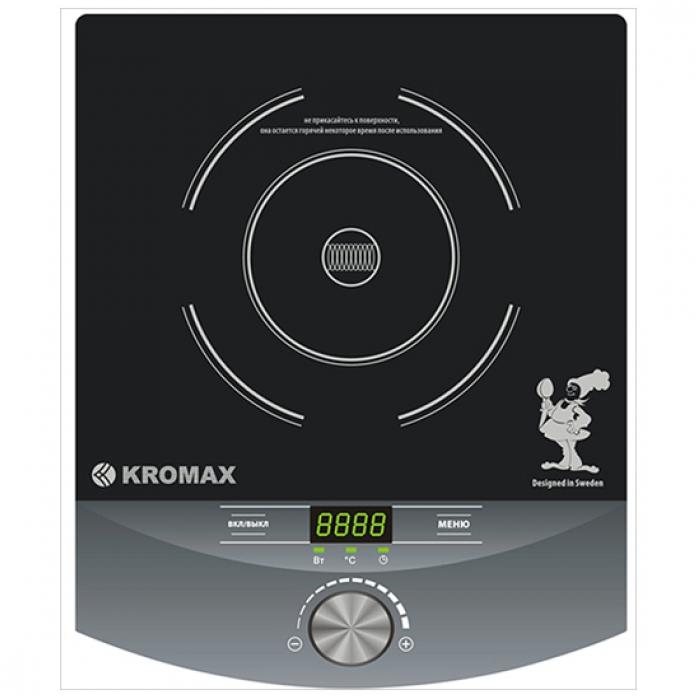 Настольная плита Kromax Endever Odyssey IP-12