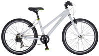 "Trek Trek 14"" FX Kids Girls 24"" Diamond Trek White"