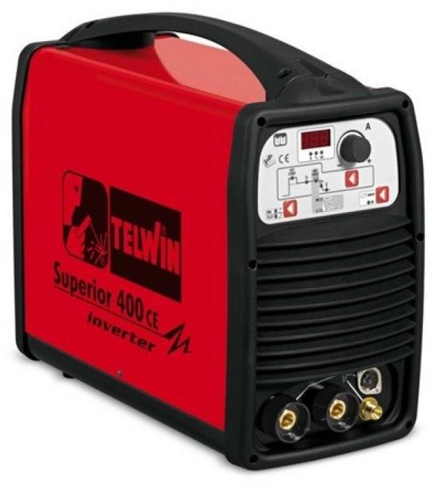 Сварочный аппарат Telwin Superior 400 CE