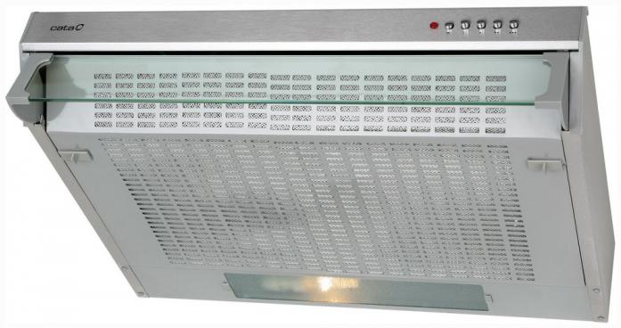 Вытяжка под шкаф Cata F 2060 INOX/B