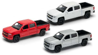 Машина Welly Chevrolet Silverado 43750