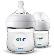Бутылочка Philips Avent Natural 125мл 2шт SCF030/27