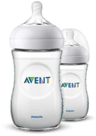 Бутылочка Philips Avent Natural 260мл 2шт SCF033/27