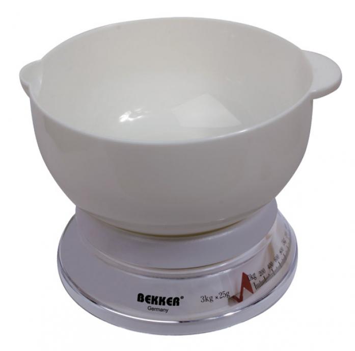 Кухонные весы Bekker BK-23