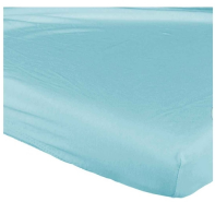 Простыня Candide Turquoise Cotton Fitted sheet 60x120 cm, Бирюзовый 693988