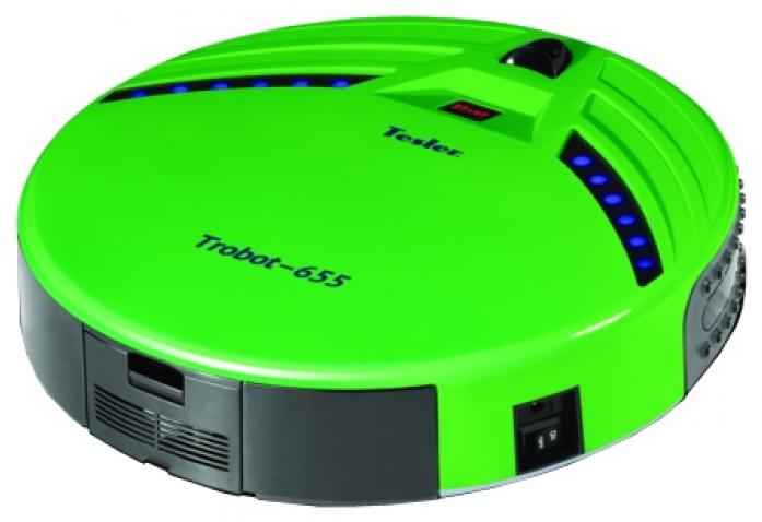 Пылесос робот TESLER Trobot-655