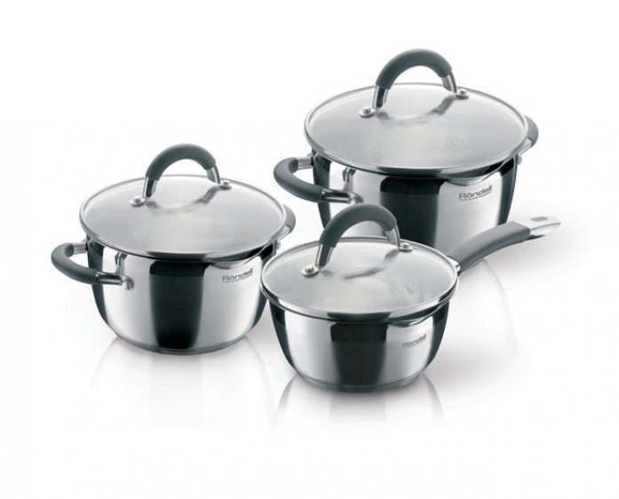 Набор посуды RONDELL RDS-341
