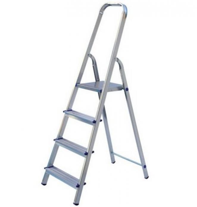 Лестница RedVerg стальная 4 ступени