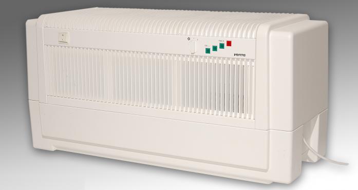 Увлажнитель-очиститель воздуха Venta LW 80 белый