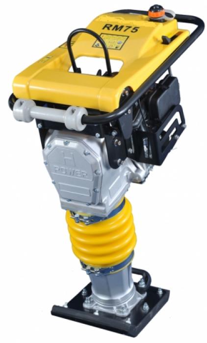 Вибротрамбовка RedVerg RD-RM75L