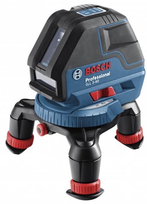 Нивелир лазерный Bosch GLL 3-50 вкладка L-BOXX 0601063800