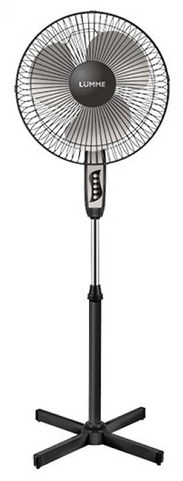 Вентилятор LUMME LU-105 черный/серый