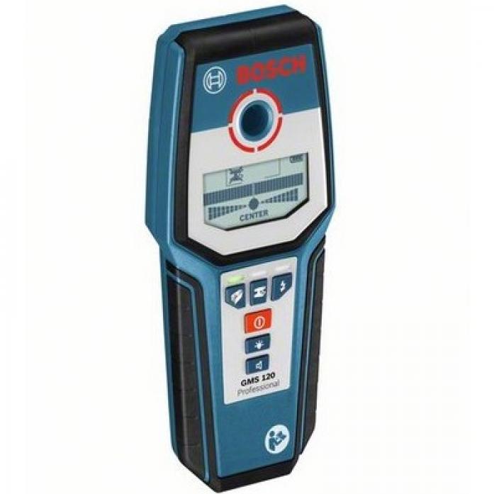 Металлодетектор Bosch GMS 100 M Prof 0601081100