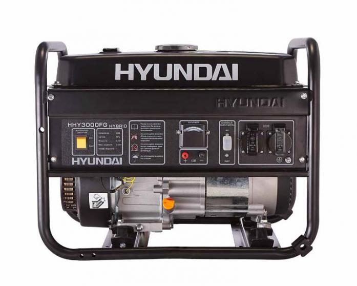 Генератор Hyundai HHY3000FG