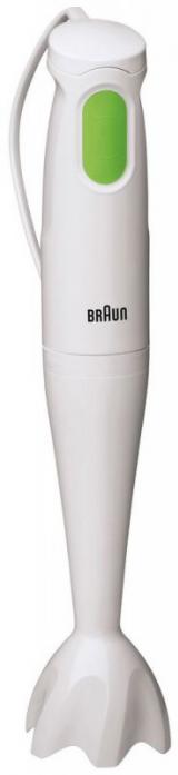 Блендер погружной Braun MQ100 Soup белый