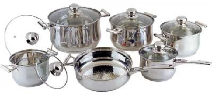 Набор посуды Bekker BK-271