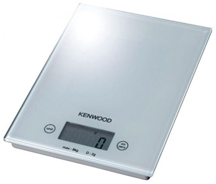 Кухонные весы Kenwood DS-401