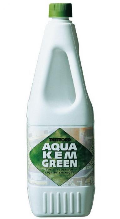 Акссесуар для биотуалетов Thetford Aqua Kem Green 1.5L