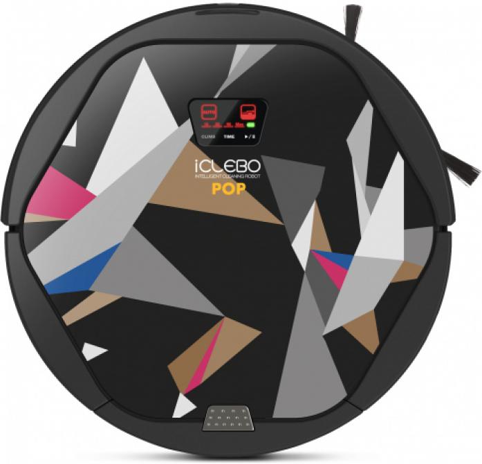 Пылесос-робот iClebo Pop Magic YCR-M05-P3