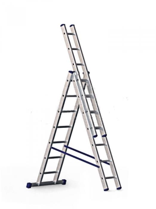 Лестница АЛЮМЕТ 3* 7 5307