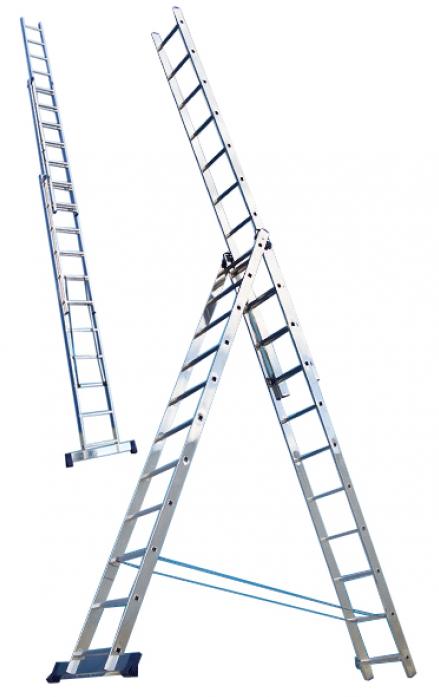 Лестница АЛЮМЕТ 3*13 5313