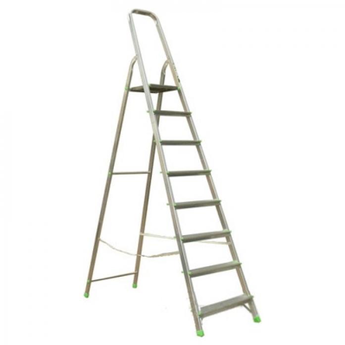 Лестница стремянка АЛЮМЕТ алюминиевая Ам709 9 ступ