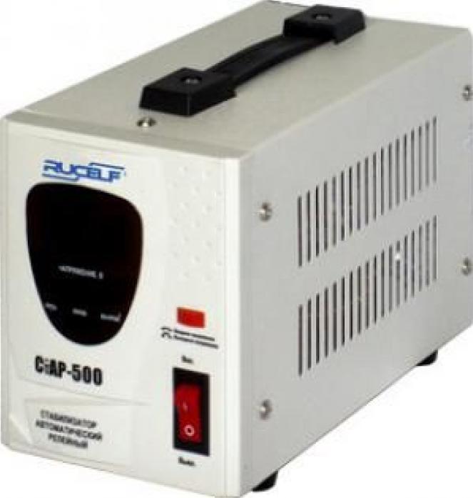 Стабилизатор напряжения RUCELF СтАР-500 (00001217)