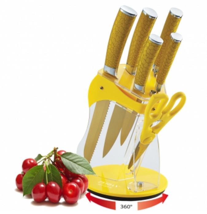 Набор ножей Zeidan Z-3070