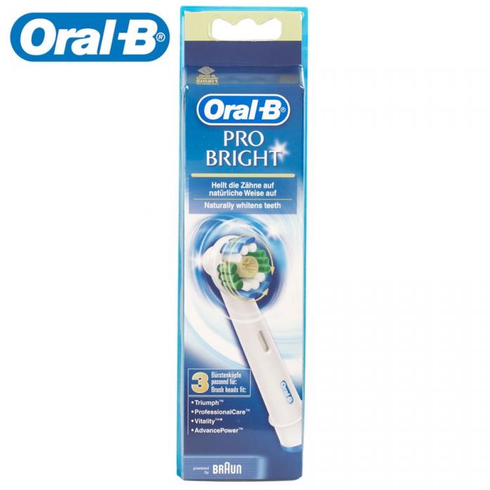 Насадки Braun Oral-B Pro White EB18-3