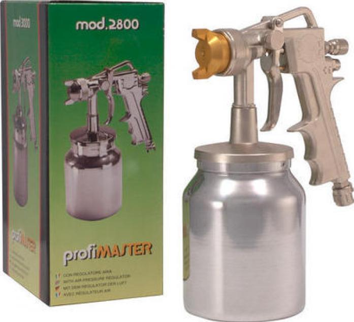 Краскопульт OMG ProfiMaster2800 н/б 1.5мм