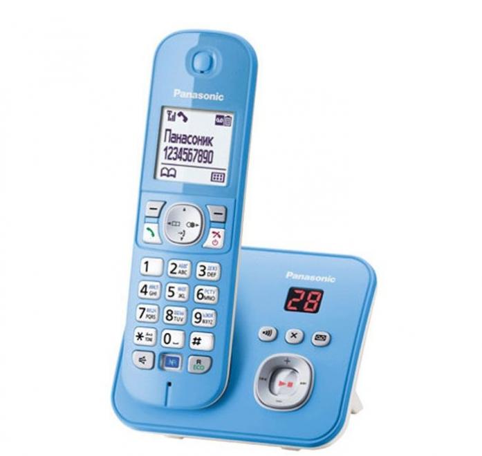 Радиотелефон Panasonic KX TG 6821 RUF