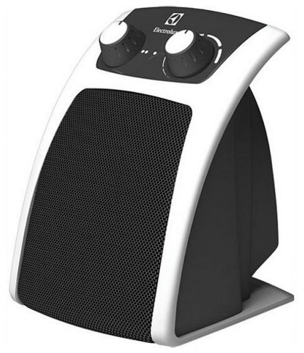 Тепловентилятор Electrolux EFH/C-5120 черный/белый