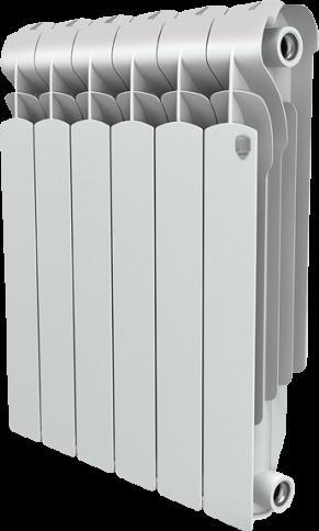 Радиатор отопления Royal Thermo Indigo 500 x8
