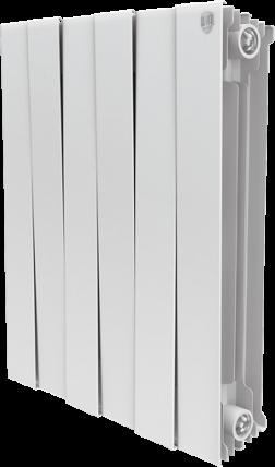 Радиатор отопления Royal Thermo PianoForte 500/Bianco Traffico (6 секц.)