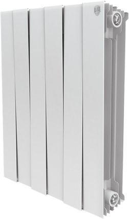 Радиатор отопления ROYAL THERMO PianoForte 500/Bianco Traffico (8 секц.)