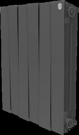 Радиатор отопления ROYAL THERMO PianoForte 500/Noir Sable (4 секц.)